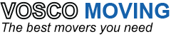 Vosco Moving Company in Sacramento